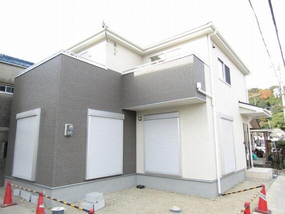 揖保郡太子町鵤 新築戸建のサムネイル